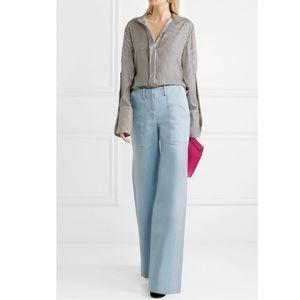 NWT designer Hellessy Henrik flare pants